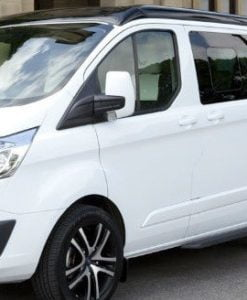 Ford Transit Custom N/S/R Fixed Window in Privacy Tint (LWB L2)
