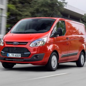 Ford Transit Custom Window Packages