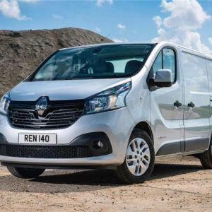 Renault Trafic (X82)