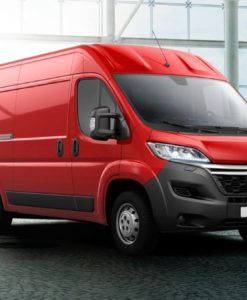 Fiat Ducato Window Packages