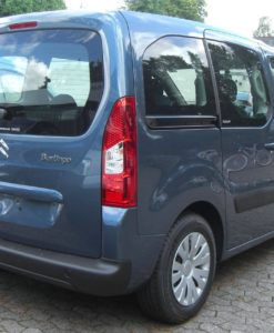 Citroen Berlingo Rear Styling