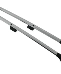 Renault Trafic Aluminium Roof Rails and Cross Bars Set (LWB)