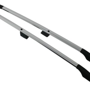Vauxhall Vivaro Aluminium Roof Rails and Cross Bars Set (LWB)