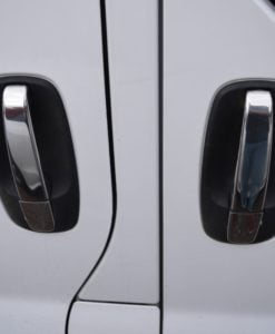 Renault Trafic Stainless Steel Chrome Door Handle Covers (4 door)