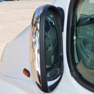 Nissan Primastar Chrome Wing Mirror Covers