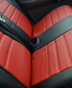 Volkswagen Crafter Seat Covers - Red