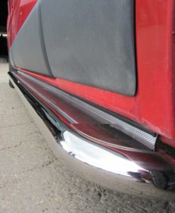Nissan Primastar Apollo Stainless Steel Polished Side Steps (SWB)