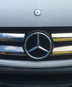 Mercedes Sprinter Chrome Front Grill Trim Set Covers Stainless Steel 4 Pcs