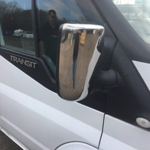 Ford Transit Chrome Wing Mirror Covers
