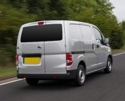 Nissan NV200 Window Packages