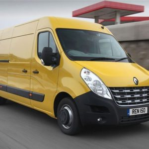 Renault Master 2010> Window Packages