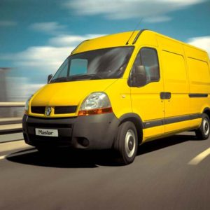 Renault Master 1997 > 2010 (2nd gen) Windows