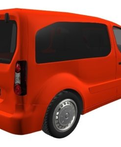 Citroen Berlingo Full Window Package In Privacy Tint With FREE Fitting Kit Worth Over £100