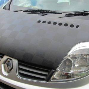 Nissan Primastar Front Styling