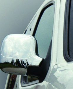 Citroen Berlingo Stainless Steel Chrome Mirror Covers (pair)