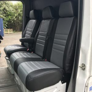 Volkswagen Crafter Seat Covers