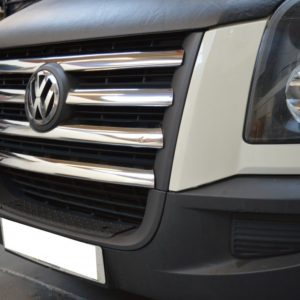 Volkswagen Crafter Front Styling