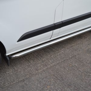 Transit Custom Sportline Style Side Bars (LWB L2)
