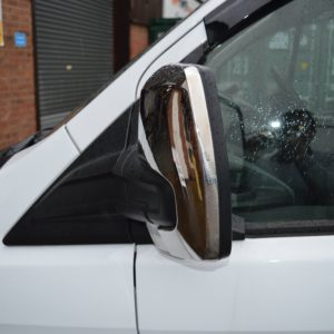 Ford Transit Custom Chrome Wing Mirror Covers