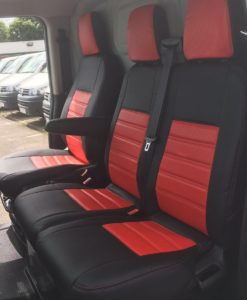 Ford Transit Custom Seat Covers
