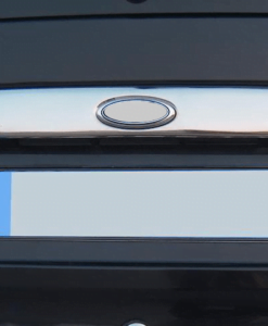 Ford Transit Custom Chrome Rear Grab Handle Cover (For Tailgate)