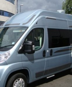 Peugeot Boxer N/S/R Fixed Window in Privacy Tint MWB (L2)