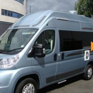 Fiat Ducato SWB (L1) Full Set Of Privacy Tinted Windows With FREE Fitting Kit Worth Over £150.00