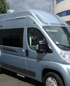 Citroen Relay O/S/R Fixed Window in Privacy Tint MWB (L2)