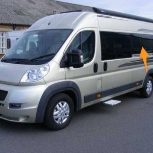 Citroen Relay N/S/M Fixed Window in Privacy Tint LWB (L3)