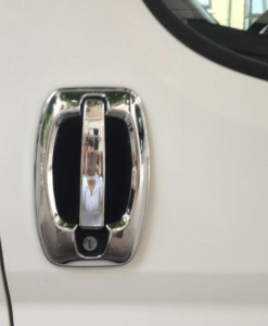 Citroen Relay Stainless Steel Chrome Door Handle Cover Set (4 door)