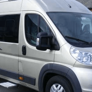 Fiat Ducato Windows