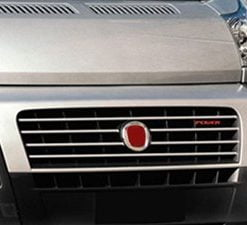 Fiat Ducato Front Styling