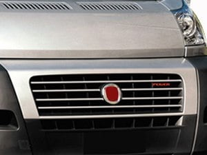 Peugeot Boxer Front Styling