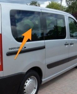 Fiat Scudo O/S/R Fixed Window in Privacy Tint (LWB)