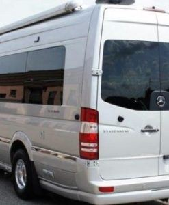 VW Crafter N/S/F Sliding Window in Privacy Tint MWB LWB