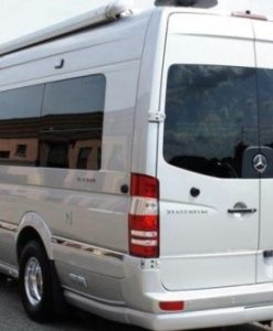 VW Crafter N/S/F Fixed Window in Privacy Tint MWB LWB