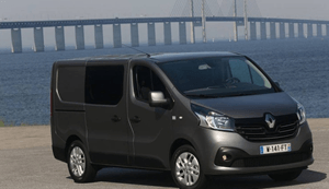Renault Trafic 2014 (X82) Windows
