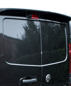 Nissan NV300 (X82) Rear Styling