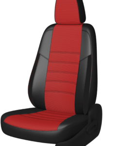 Trafic/Vivaro/Primastar Seat Covers - Red