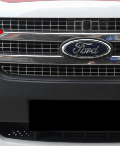 Ford Transit Chrome 2 Piece Front Grill Covers