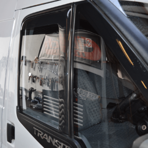 Ford Transit Side Styling