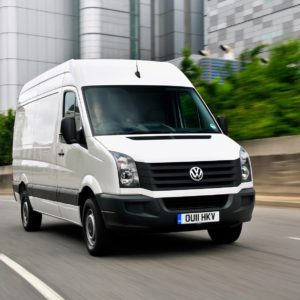 VW Crafter Window Packages