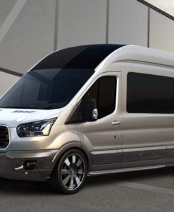 Ford Transit 2013> Windows