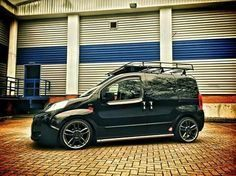 Citroen Berlingo Side Styling