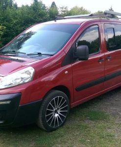 Fiat Scudo Windows