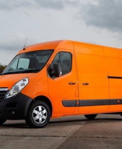 Vauxhall Movano 2010> Window Packages