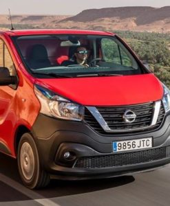 Nissan NV300 (x82) Window Packages