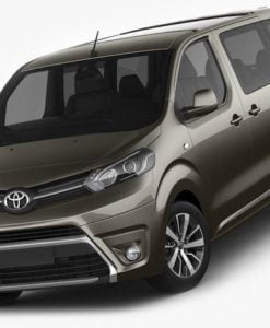 Toyota Proace Window Packages