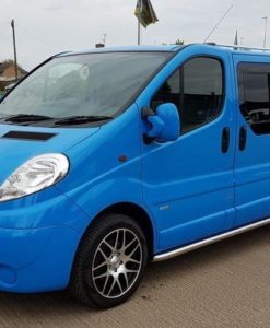 Renault Trafic Window Packages