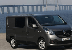 Vauxhall Vivaro 2014 (X82) Windows